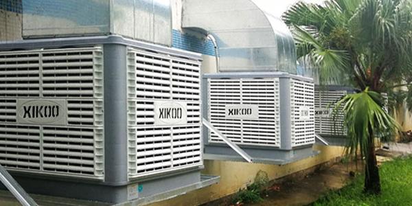 星科环保空调浅谈环保移动式冷风机的原理