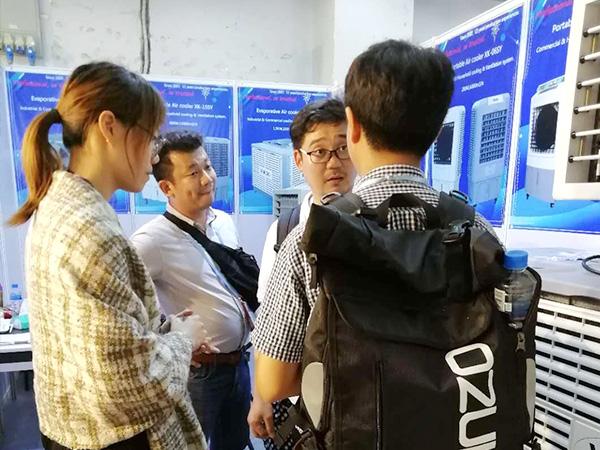 星科实业-2019年春交会现场